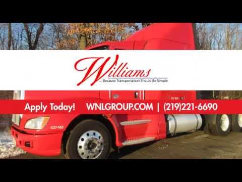 Williams National Lease - Recruiting Video