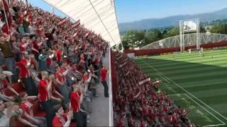 Presentación Nuevo Estadio en La Calera