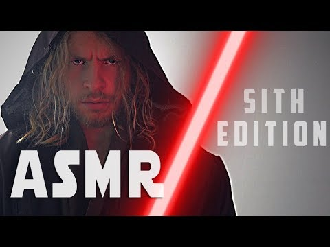 Rude English Jedi Knight - ASMR/FORCE ★ [At the Jedi Temple] ★