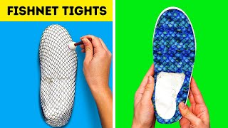 39 WAYS TO TRANSFORM YOUR ORDINARY SHOES AND CLOTHES