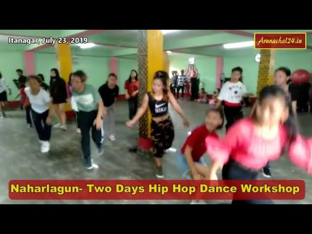Naharlagun  Two Days Hip Hop Dance Workshop