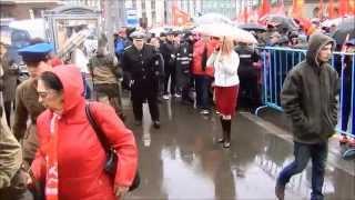 1 мая 2015 г Москва КПРФ ССО ДПА