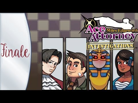 Ace Attorney Investigations [BLIND] - Ep 73 - Finale