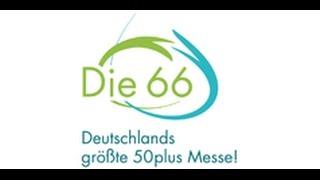 Die 66 München - Deutschlands größte 50plus Messe