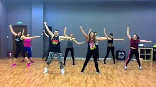 Me enamore de ti - Grupo Extra - Zumba ® Fitness Choreo by Nichol & Iuliu
