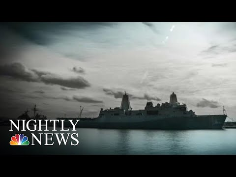 Pacific Fleet, Critical To U.S. Security, Calls San Diego Home | NBC Nightly News