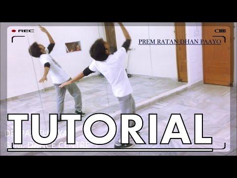 WEDDING DANCE TUTORIAL | PREM RATAN DHAN...