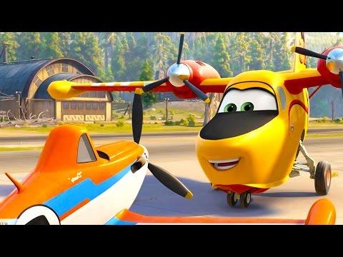 Супер Крылья мультик для детей про самолёты все серии подряд без остановки