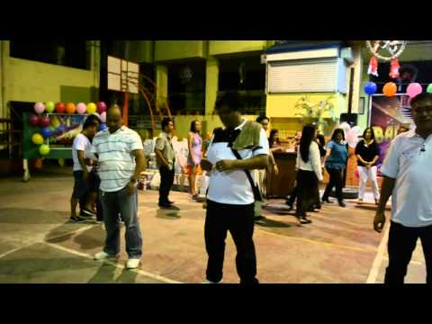 CHS Batch 1991 Christmas Party Ice Breaker Game