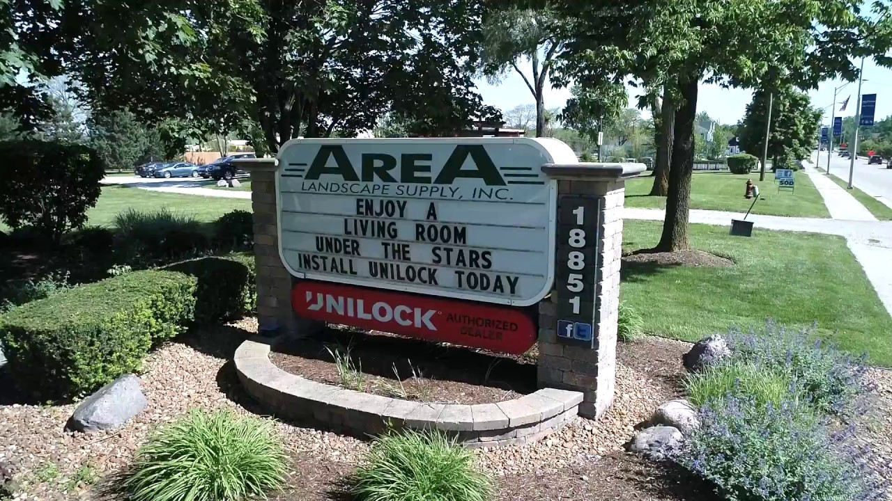 Area Landscape Supply Inc - Mokena, IL. - Area Landscape Supply Inc - Mokena, IL. - YouTube
