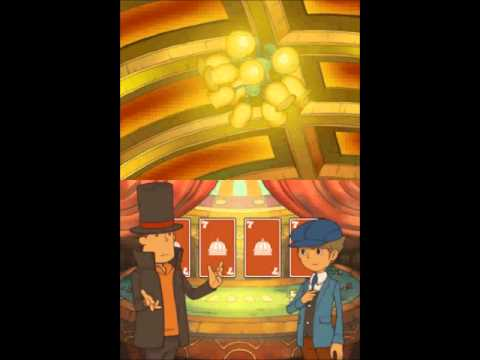 Professor Layton and the Unwound Future Walkthrough Part 3: Chapter 2