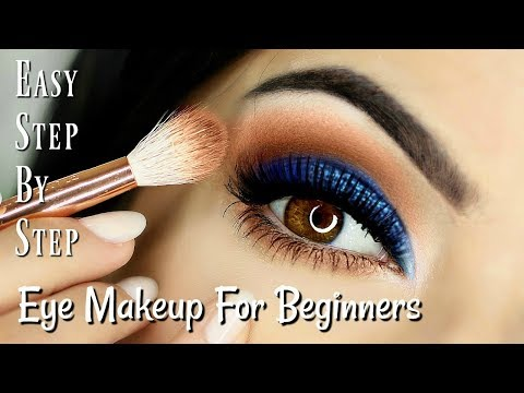 Beginner Eye Makeup Tips & Tricks 2020