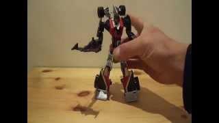 Gobots Crasher Custom a partír de Fracture, byPablO.