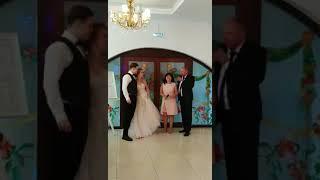 Музыкальное поздравление родителей на свадьбу 11.08.2018