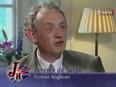 Ni por un segundo me he arrepentido de ser católico - Jeremy de Satge (ex anglicano)
