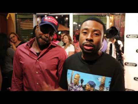 Behind the s: Kevin Hart's  with Producer Will Packer and MacGyver Cast  @JustinHires