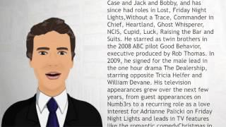 Patrick J  Adams - Wiki Videos