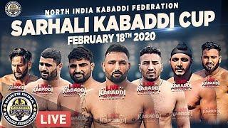 LIVE - Sarhali (Jalandhar) Kabaddi Cup 2020 - North Kabaddi Federation