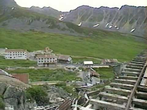 Gold Rush - Independence Gold Mine - near Anchorage, Alaska