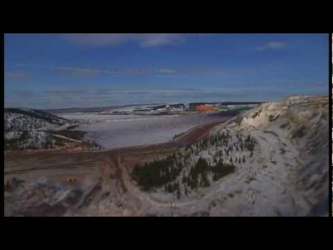 Mining Canada's expansion project