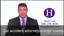 Car accident attorney orange county