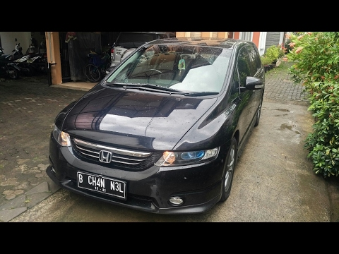 Honda Odyssey Absolute RB1 : In Depth Tour + Start Up
