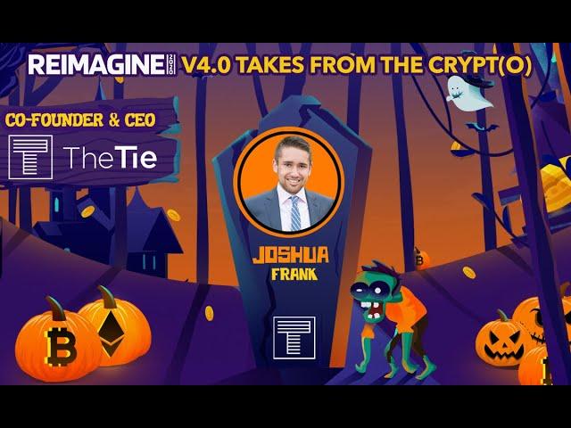 Joshua Frank - The TIE $TIE - Democratizing Finance