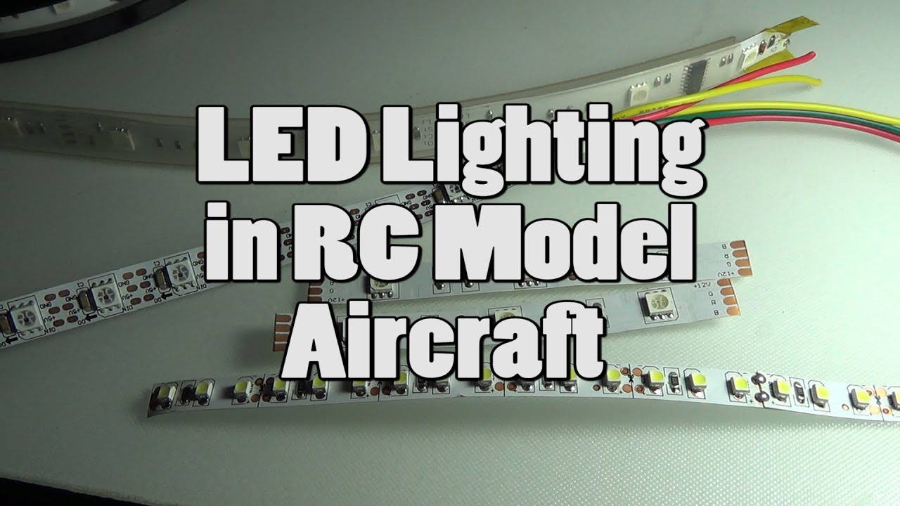 how to make rc lights