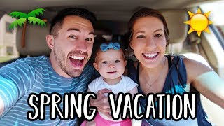 Our First Family Vacation EVER!