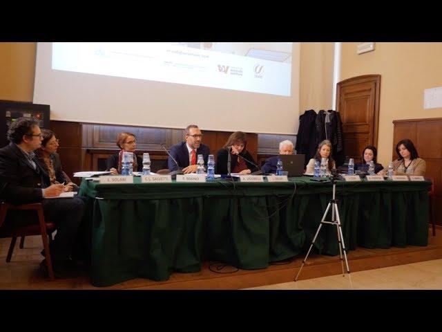 """Lavoro e lavoratori/trici """"smart"""" sullo smart working (Milano, 19 febbraio 2019)"""