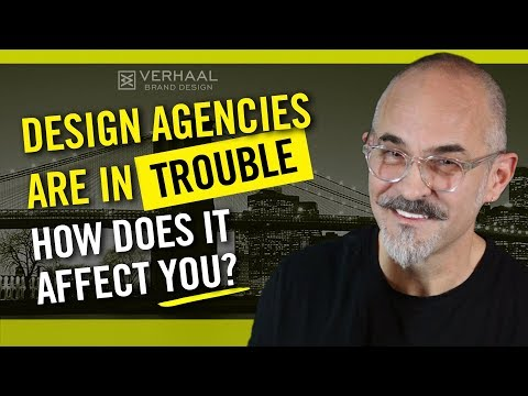Design Agencies Are In Trouble - How Does It Affect You?