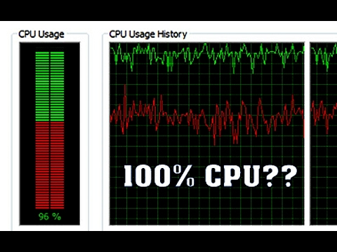 high cpu usage fix