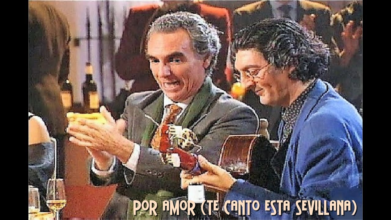 Rafael Del Estad Por Amor Te Canto Esta Sevillana Youtube