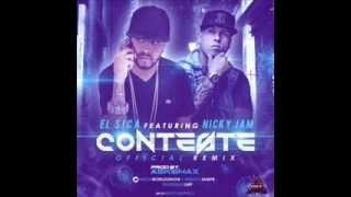 El Sica Ft Nicky Jam – Conteste