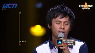 "Tiroy Sihotang ""From This Moment"" Shania Twain - Rising Star Indonesia Duels 2 - Eps. 10"