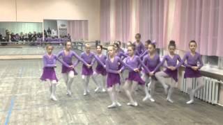 """""""Танец маленьких лебедей"""" в исполнении маленьких Барвинчат))"""