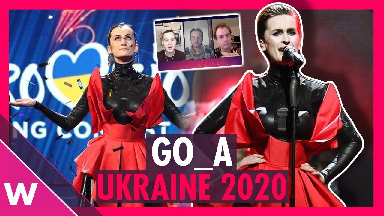 Ukraine Go A Singer Kateryna Pavlenko Talks About Eurovision 2021 Song
