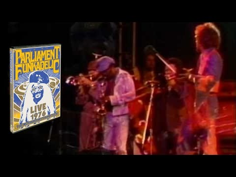 Parliament Funkadelic - The Mothership Connection (Live in H