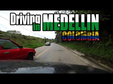 Should You Rent A Car In Medellin Colombia?