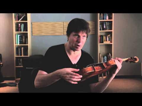 Joshua Bell's twice stolen Stradivarius violin is still hot