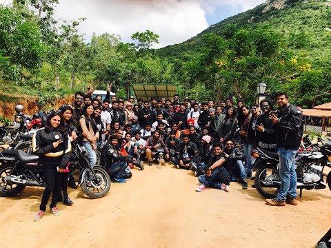 WORLD MOTORCYCLE DAY  | BANGALORE | Discovery Village | Riders of Bangalore 2017