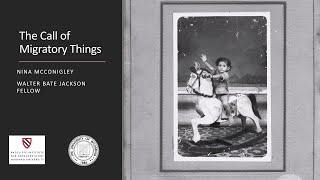 The Call of Migratory Things | Nina McConigley || Radcliffe Institute