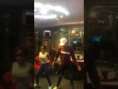 Thola'ukuthi Mbali sikwane & killer kau-dancing in the studio (live recording)