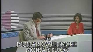 BBC1 News After Noon (first edition) - Monday 7th September 1981