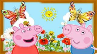 Свинка Пеппа на Даче.  Серия 2 . Фото свинки.  Новый сезон,новые серии.