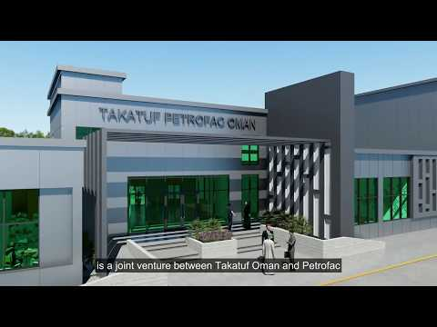 Takatuf Petrofac Oman Centre of Excellence Training Centre