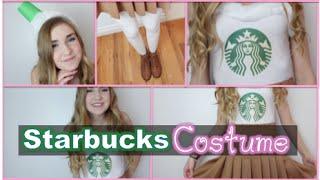 Diy: Starbucks Drink Costume~Easy & Cute for Halloween! Thumbnail