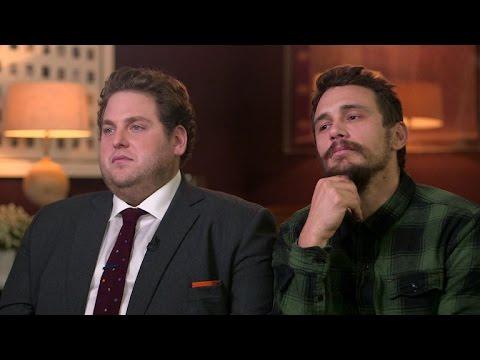 "James Franco and Jonah Hill talk new film ""True Story"""