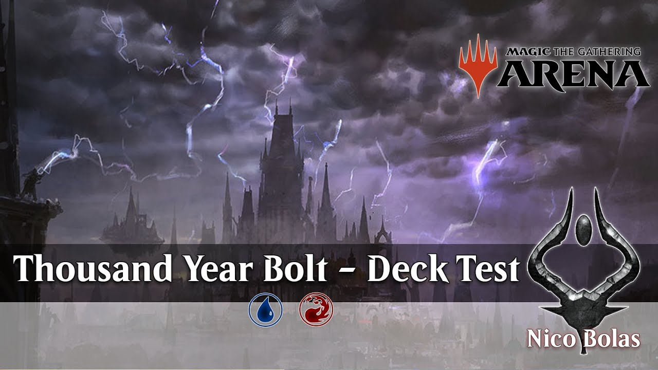 Magic The Gathering Arena Deck Test