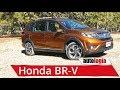A Prueba Honda BR-V